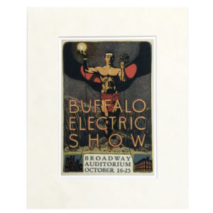 buffalo electric show