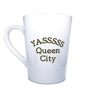 made in buffalo queen city mug