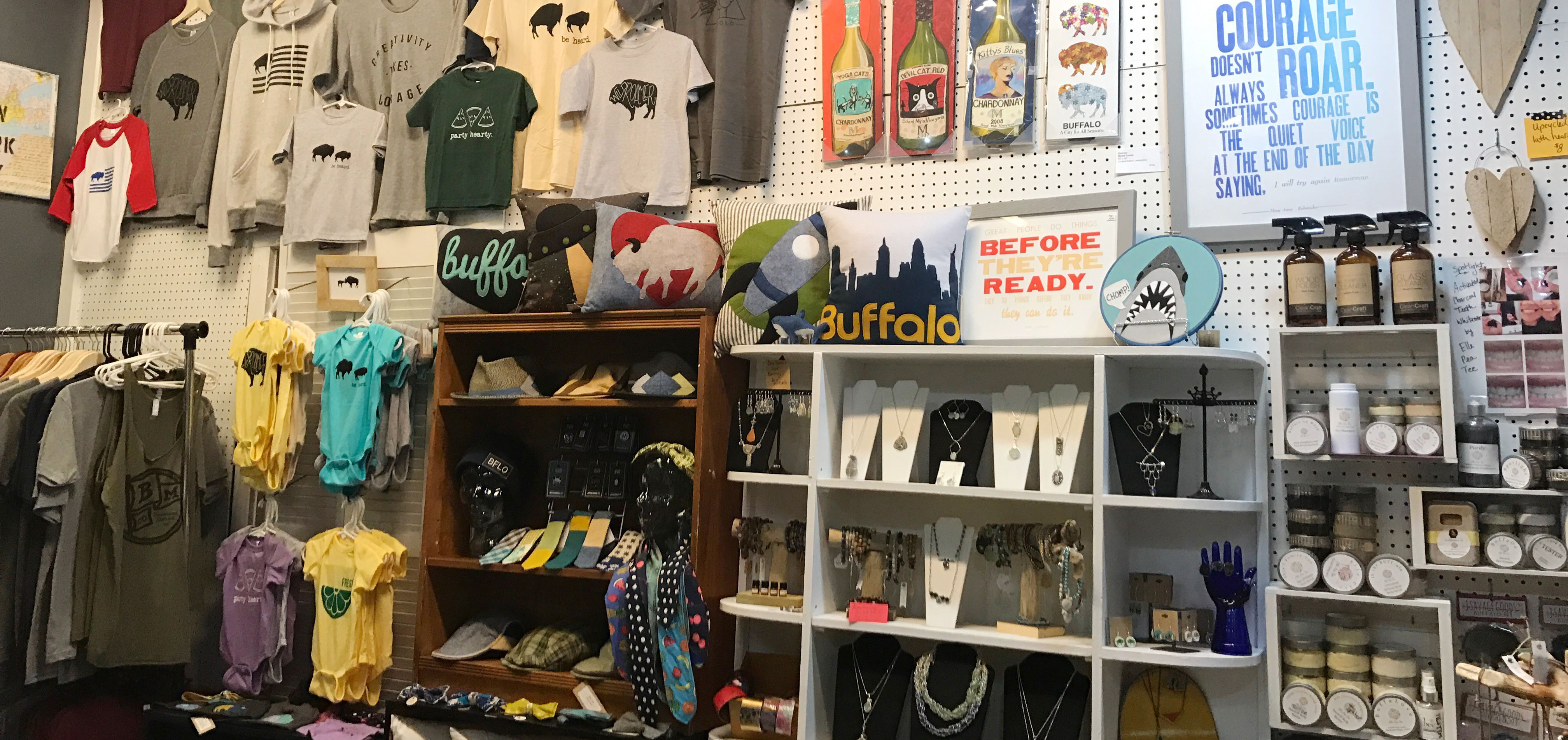 buffalo gallery and gift shop