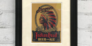iroquois brewing indian head ale