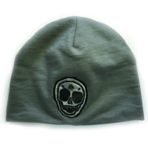 made in buffalo skull hat