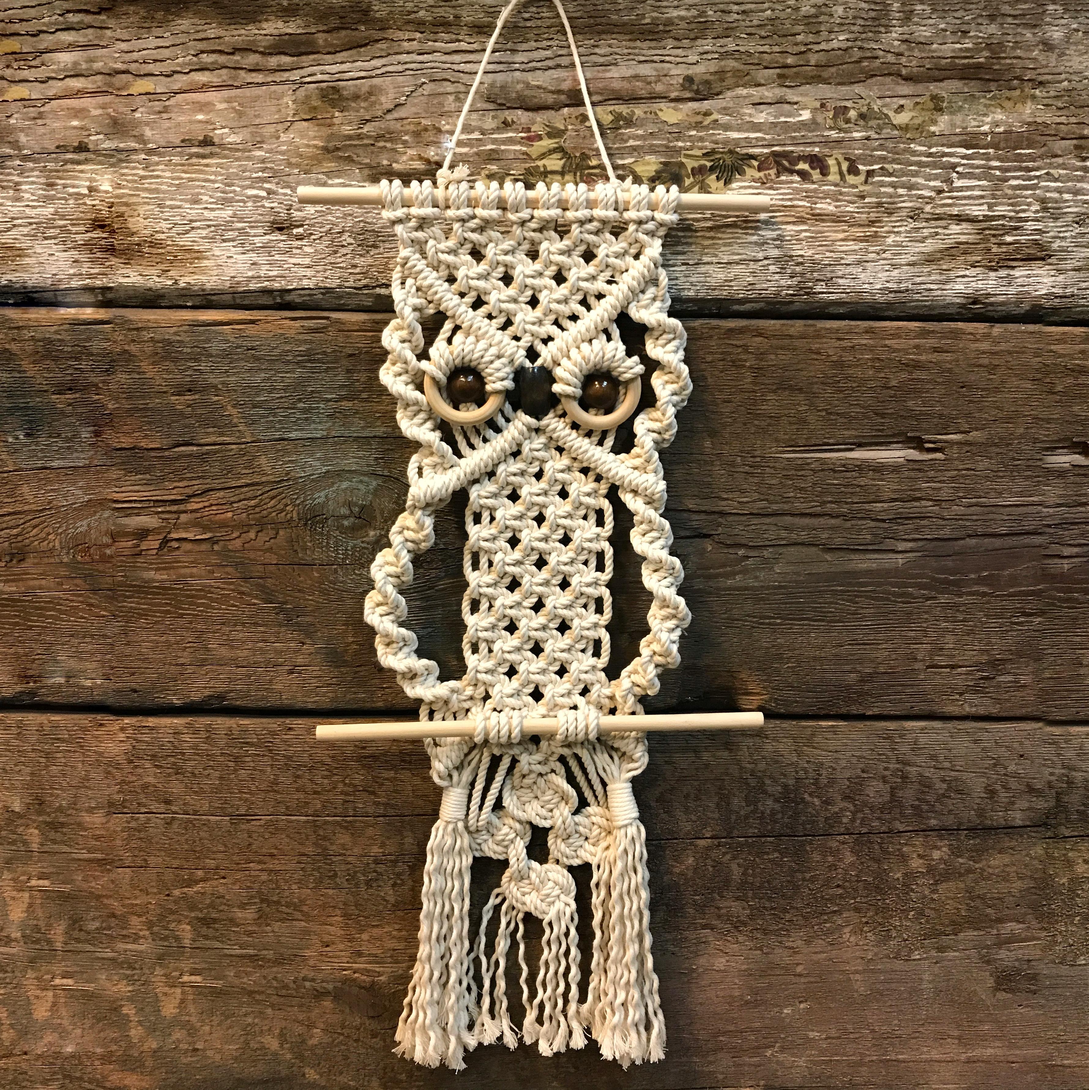 handmade in buffalo owl