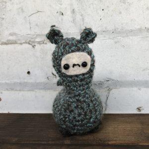 made in buffalo llama