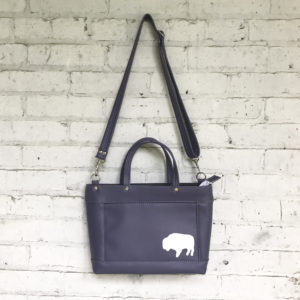 made in buffalo purse