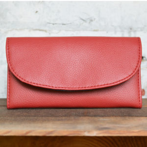 buffalo gift shop vegan wallet