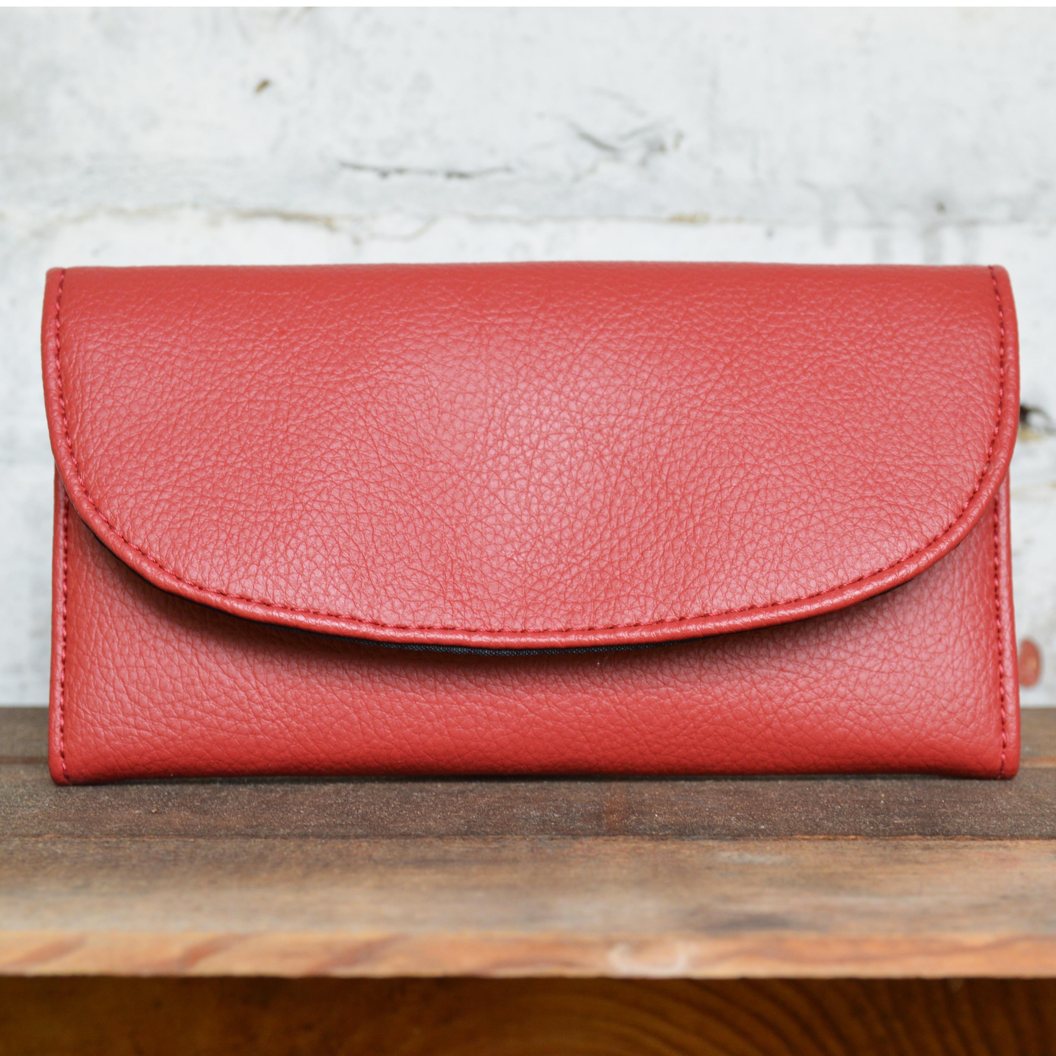 buffalo gift shop vegan wallet