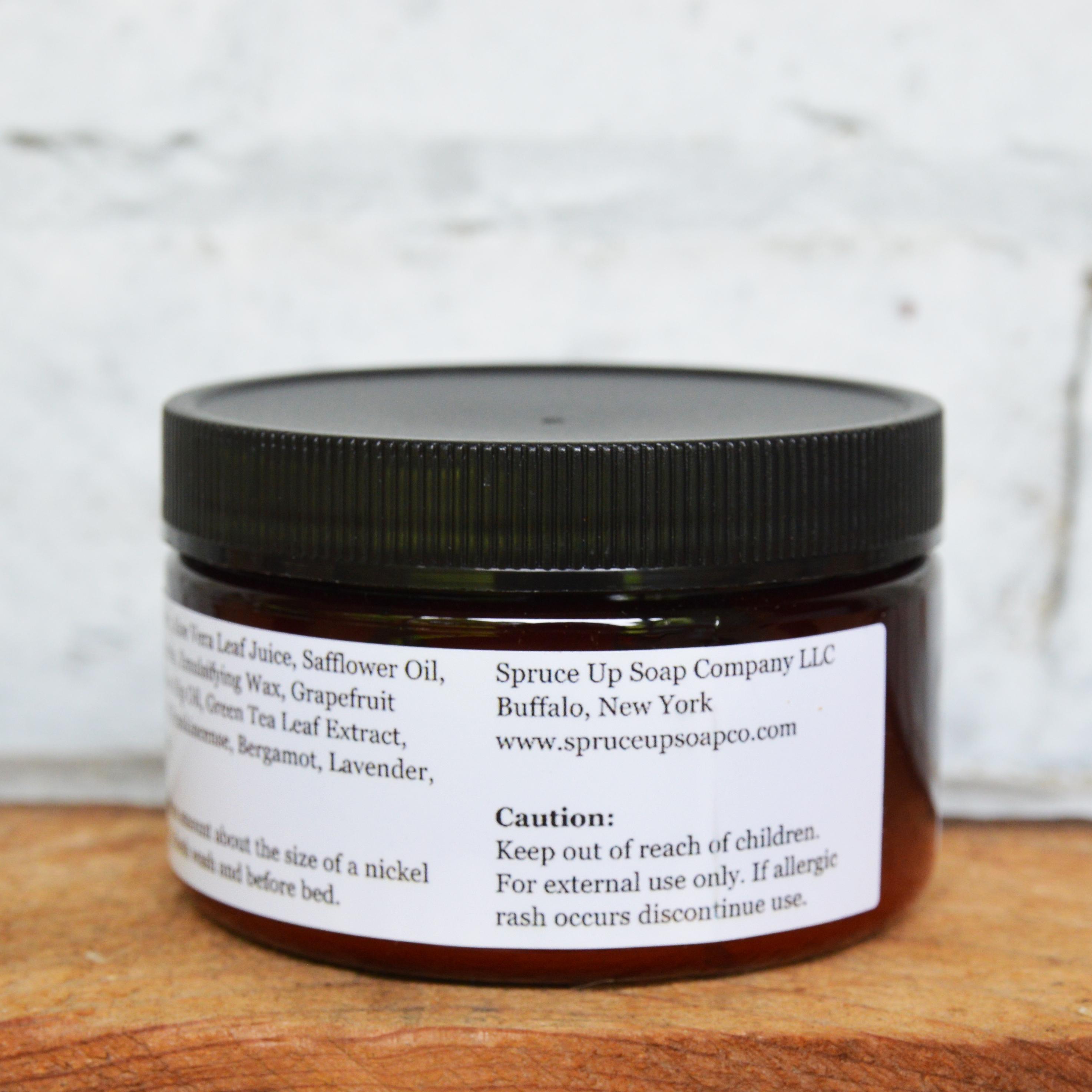 buffalo gift shop face cream