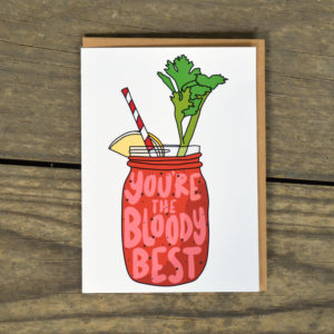 bloody mary card buffalo ny gift shop