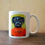 made in buffalo coffee mug gift