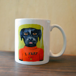 made in buffalo coffee mug gift