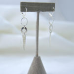 sterling silver earrings made in buffalo ny gift shop
