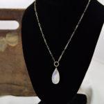 moonstone neckalce made in buffalo ny gift shop