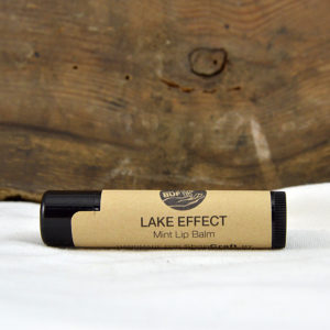 lake effect mint lip balm made in buffalo ny gift shop