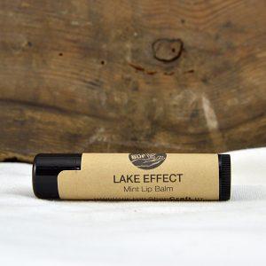 lake effect mint lip balm made in buffalo ny gift shop