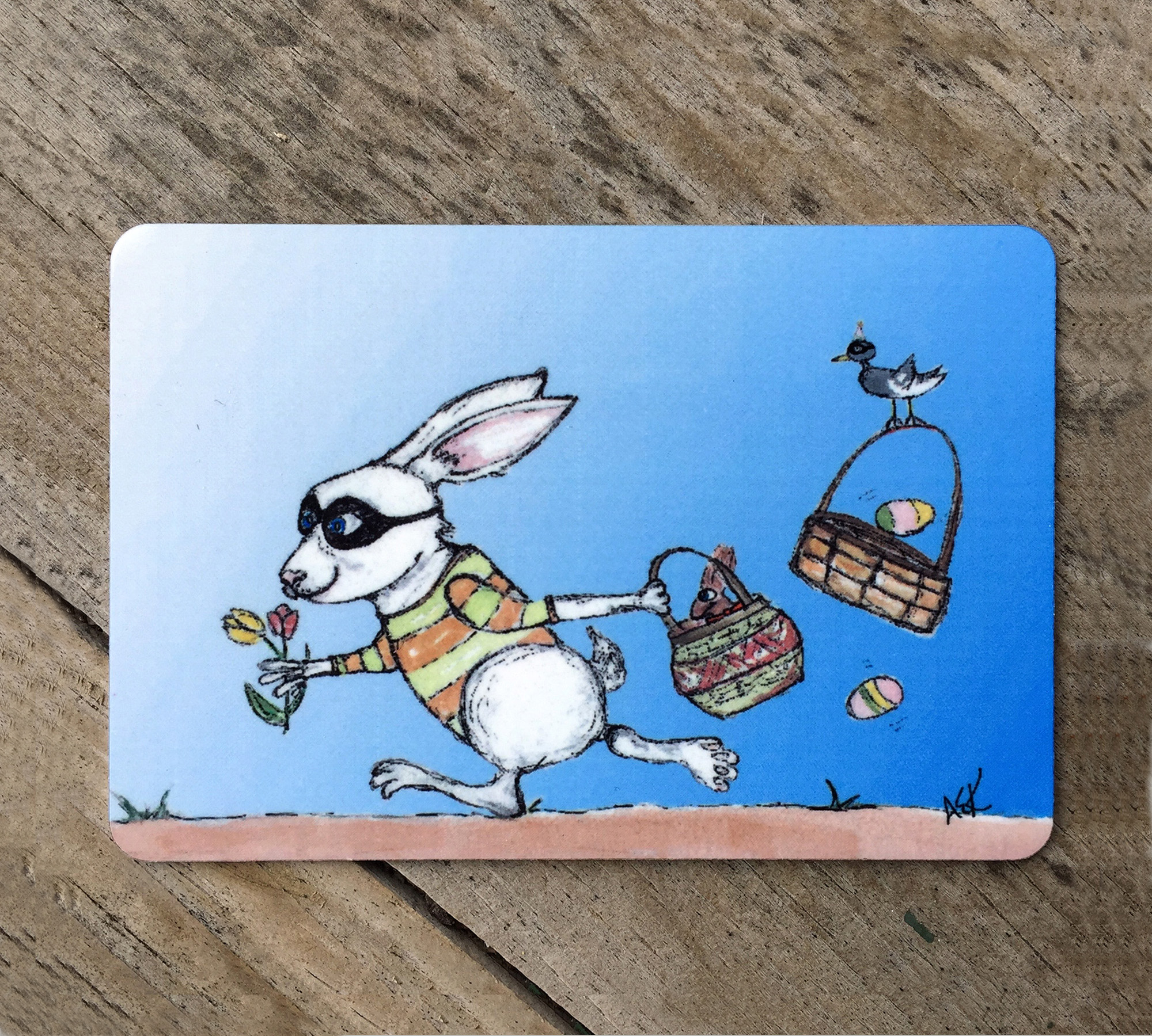 easter magnet made in buffalo ny gift shop
