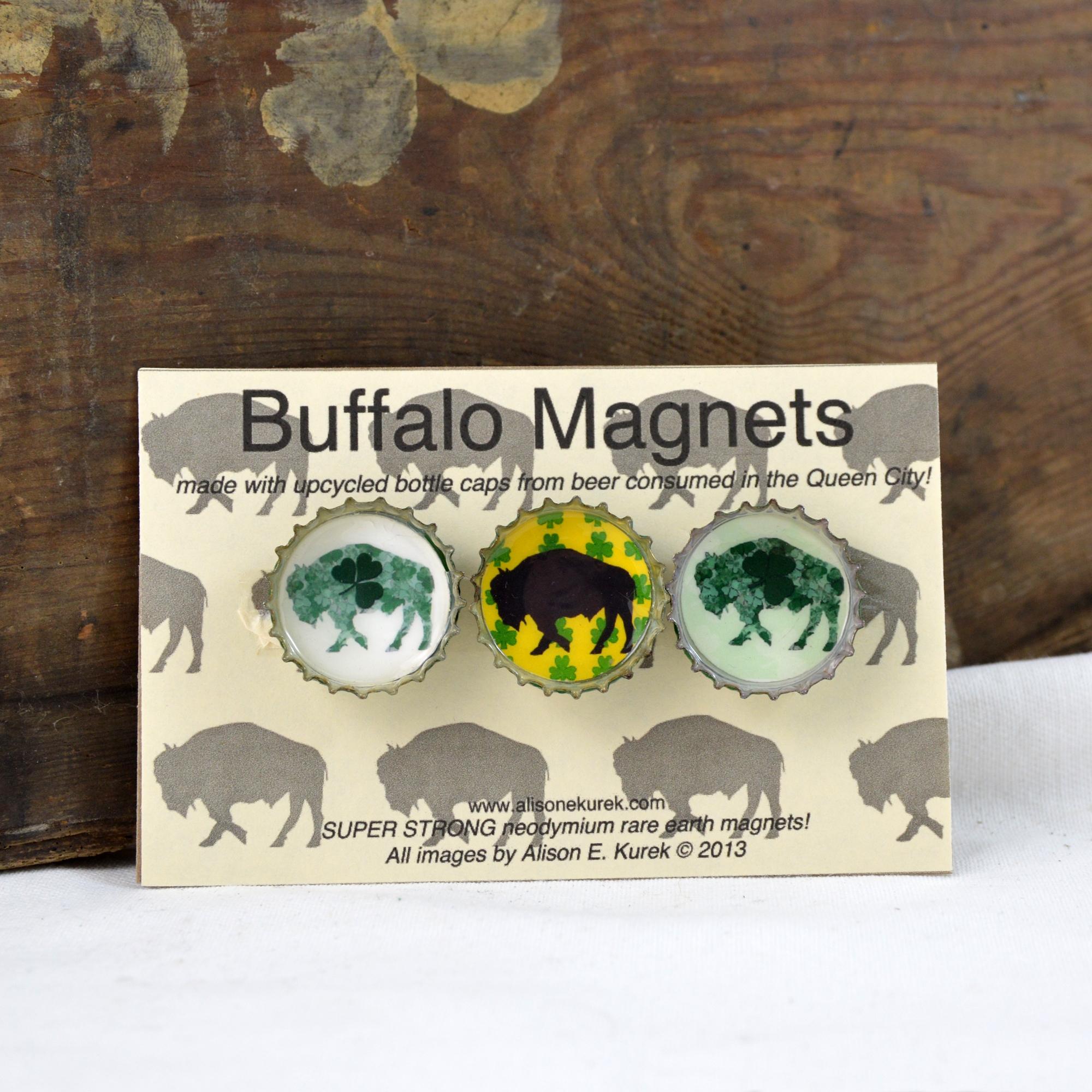 buffalo magnet set made in buffalo ny gift shop