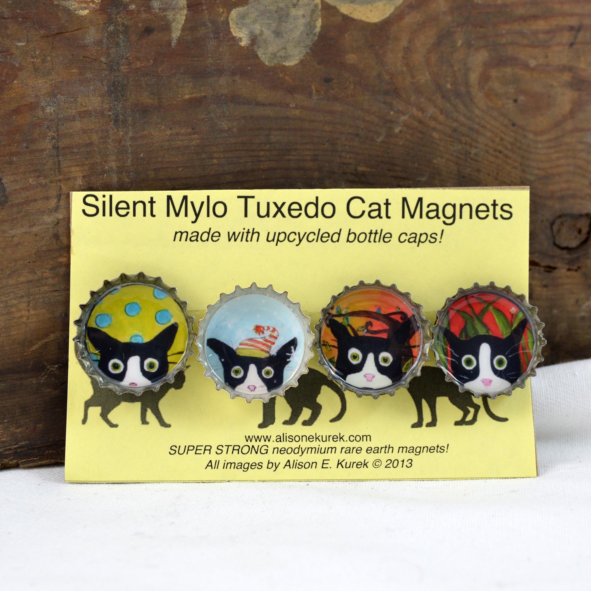 cat magnets made in buffalo ny gift shop