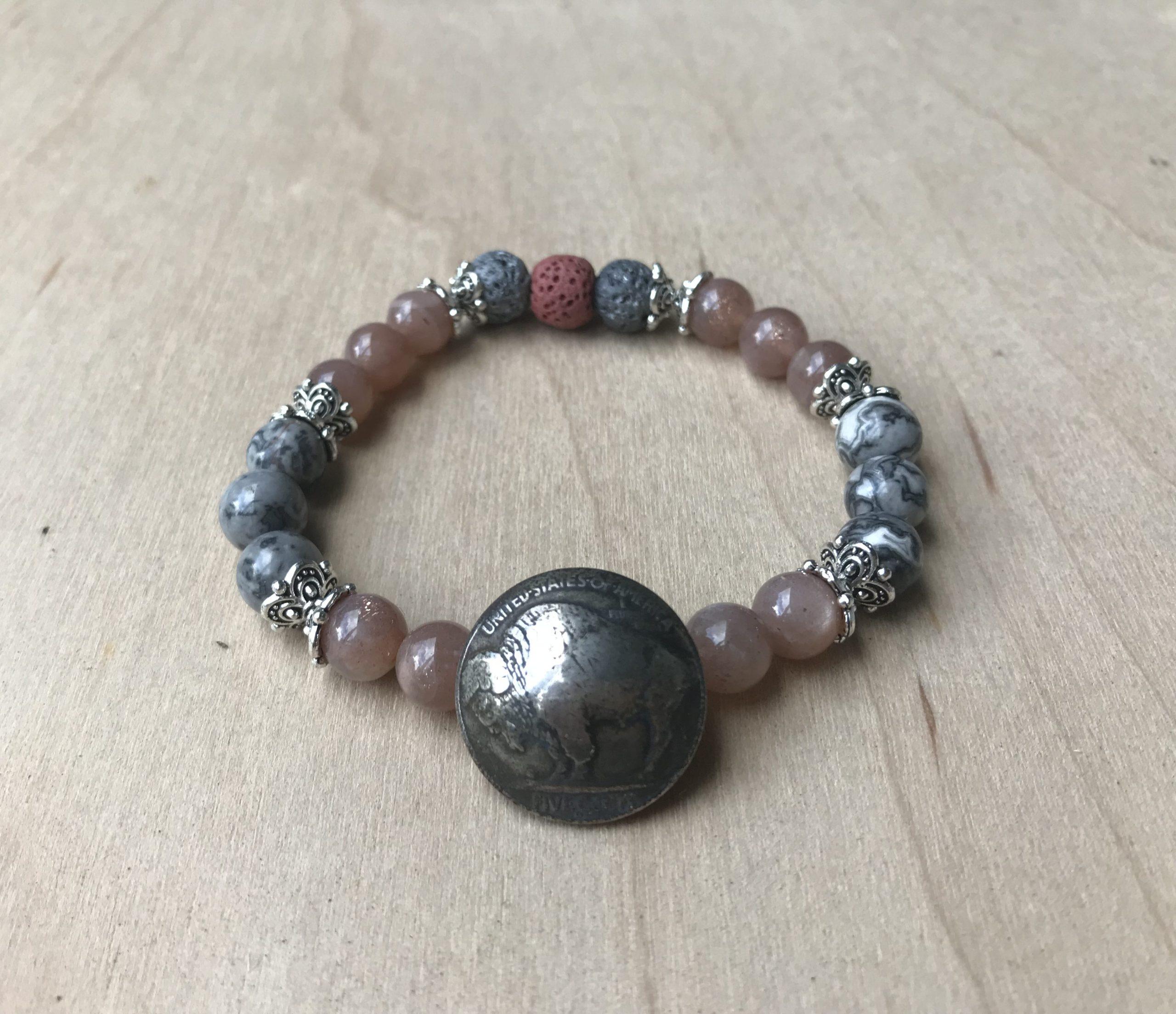 buffalo bracelet made in buffalo ny gift shop