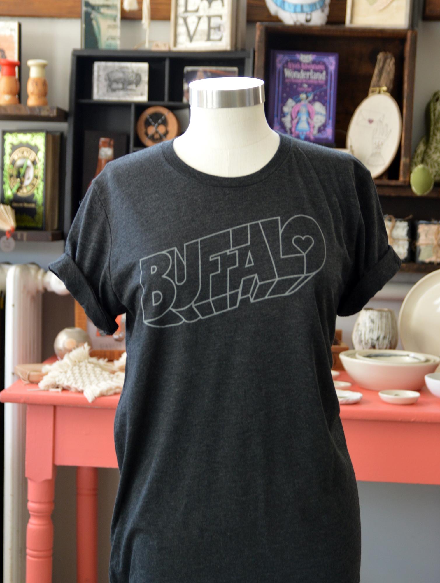 buffalo shirt made in buffalo ny gift shop