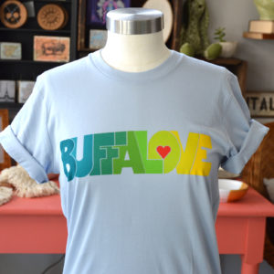 buffalove shirt made in buffalo ny gift shop