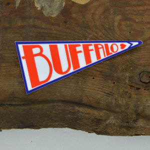 buffalo ny sticker made in buffalo ny gift shop