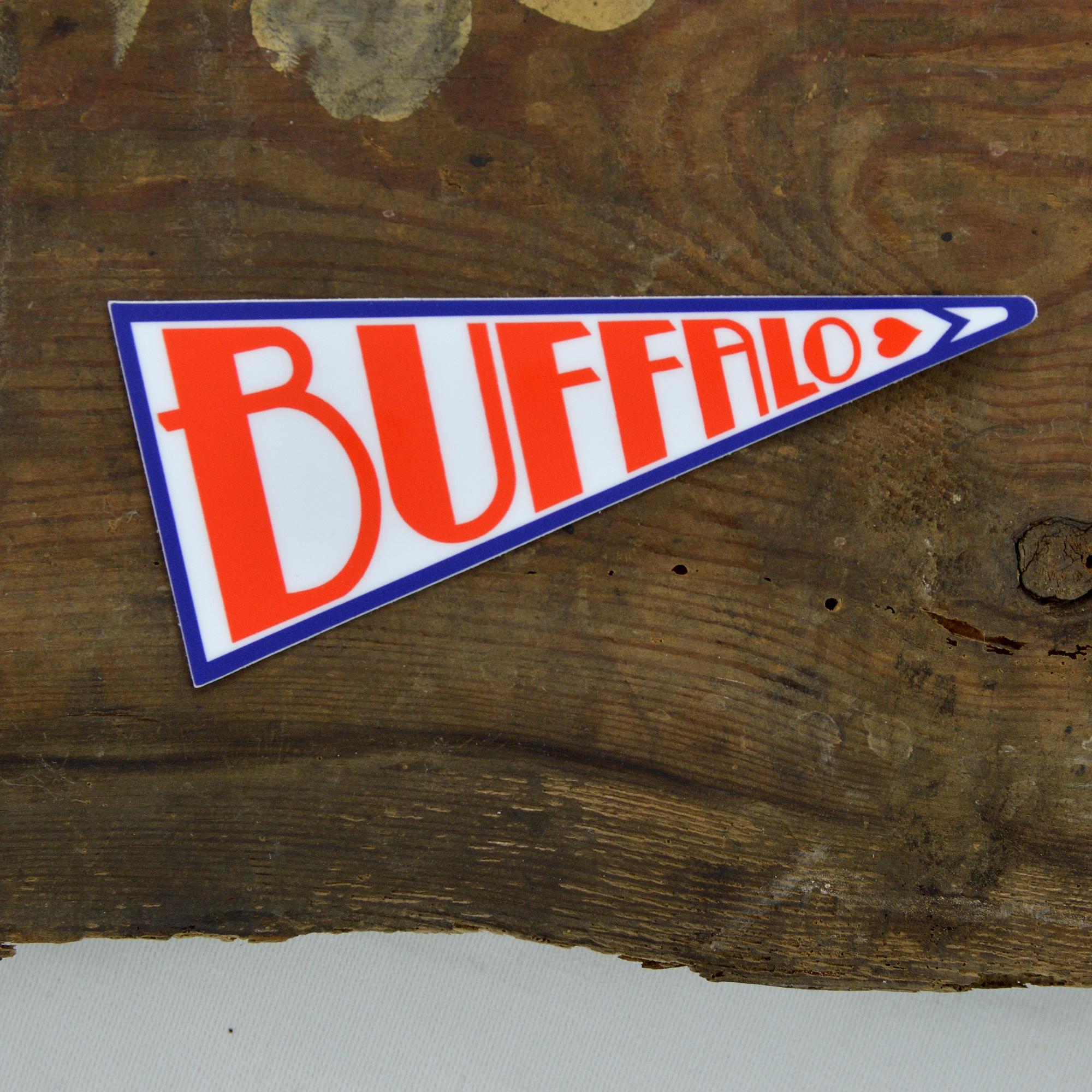 buffalo ny sticker made in buffalo ny gift shop