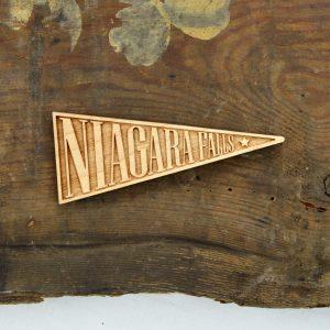 niagara falls souvenir magnet made in buffalo ny gift shop