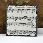 music coasters made in buffalo ny gift shop