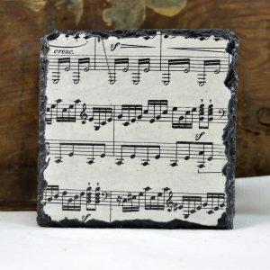 music coasters made in buffalo ny gift shop