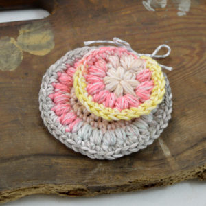 crocheted face scrubbies made in buffalo ny buffalo gift shop