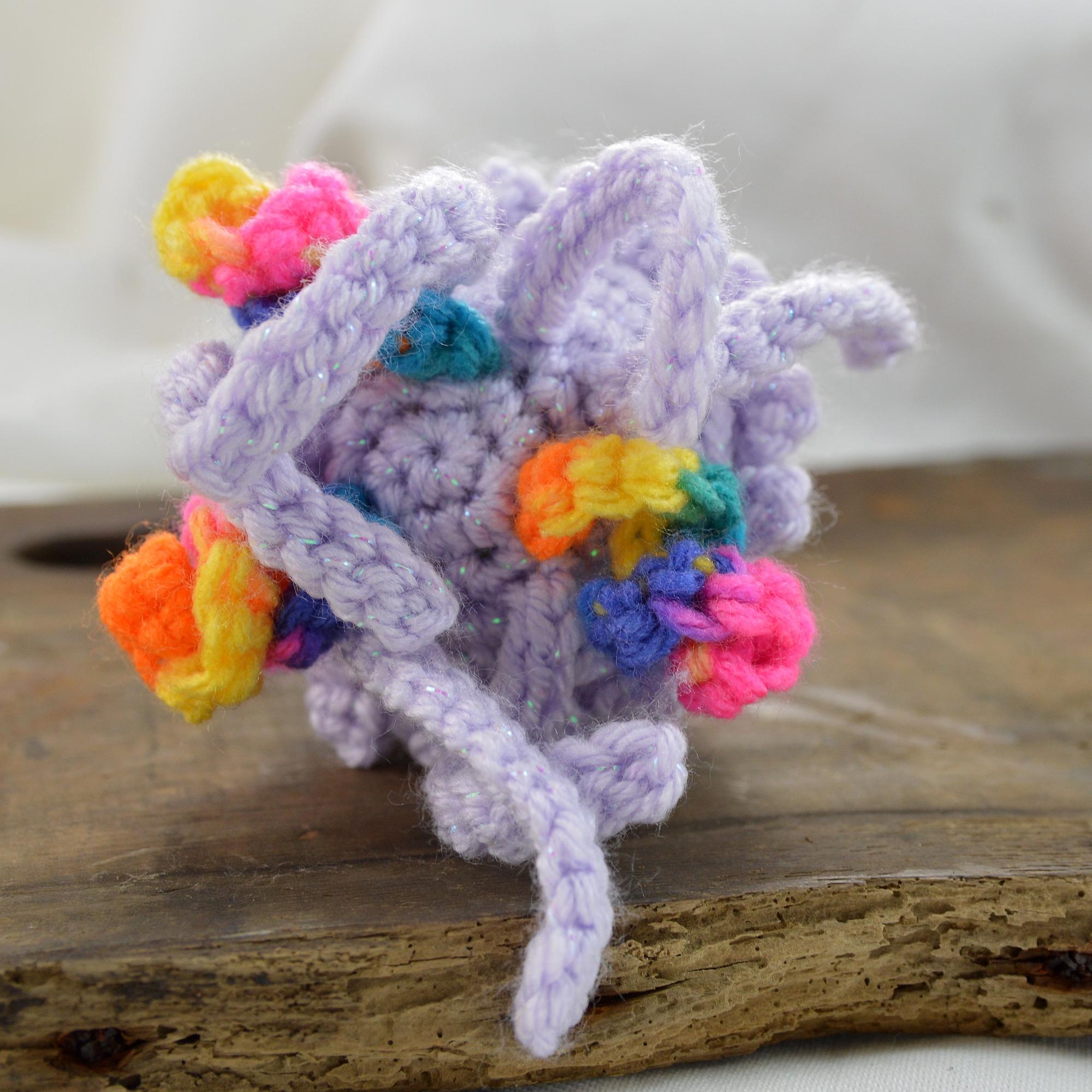 jellyfish toy handmade in buffalo ny gift shop