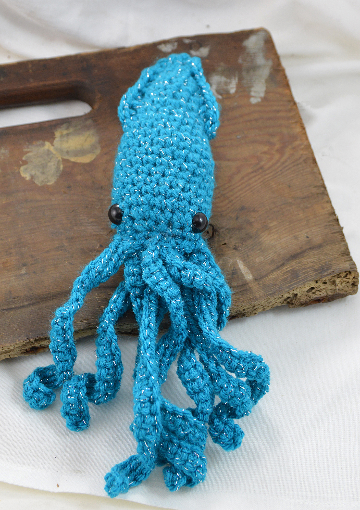 handmade squid toy buffalo ny gift shop