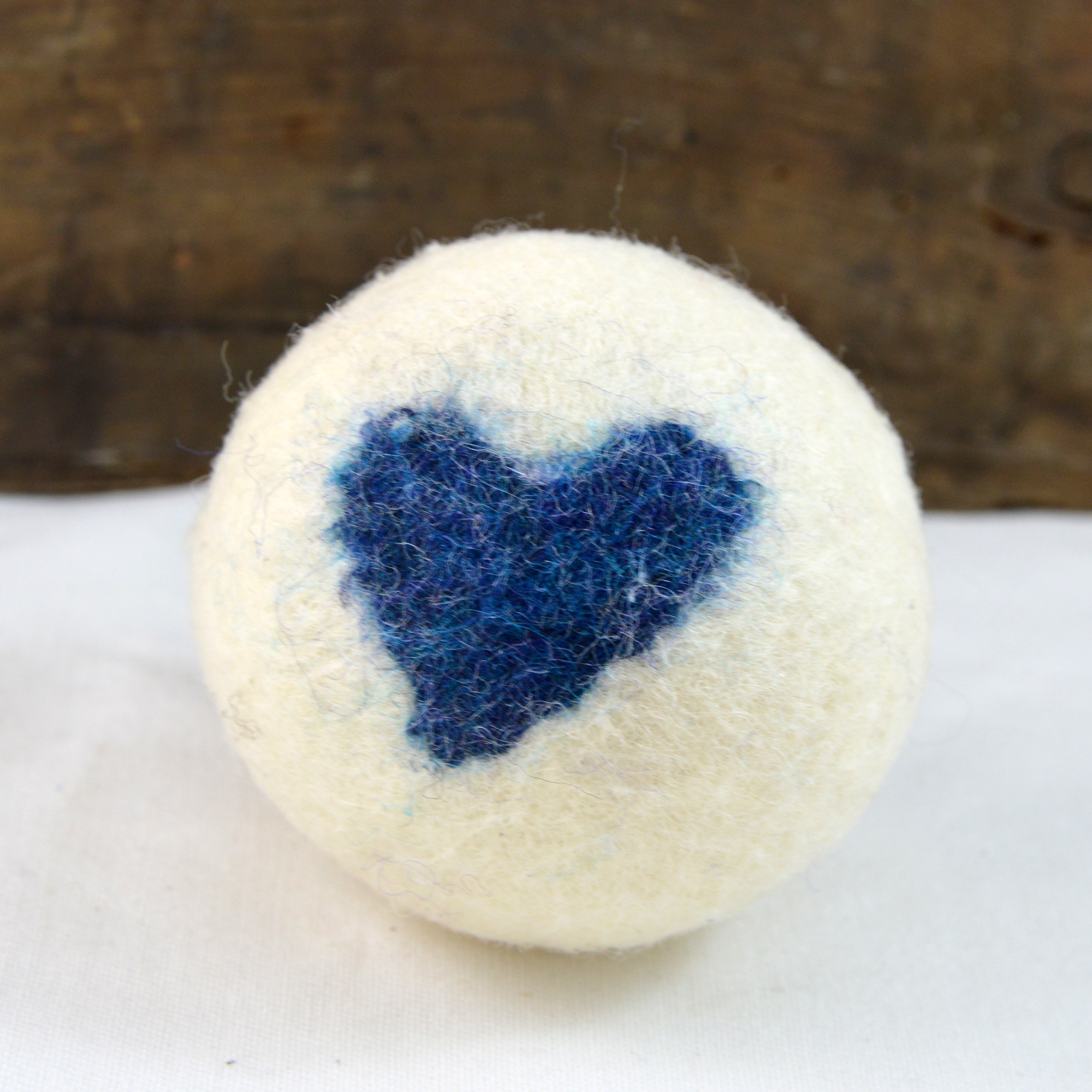 wool dryer ball made in buffalo ny gift shop