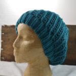 loose knit slouch hat handmade in buffalo ny gift shop