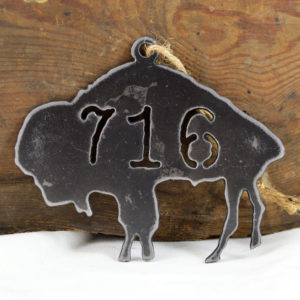 716 buffalo ornament made in buffalo ny gift shop