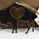 shamrock buffalo ornament made in buffalo ny gift shop