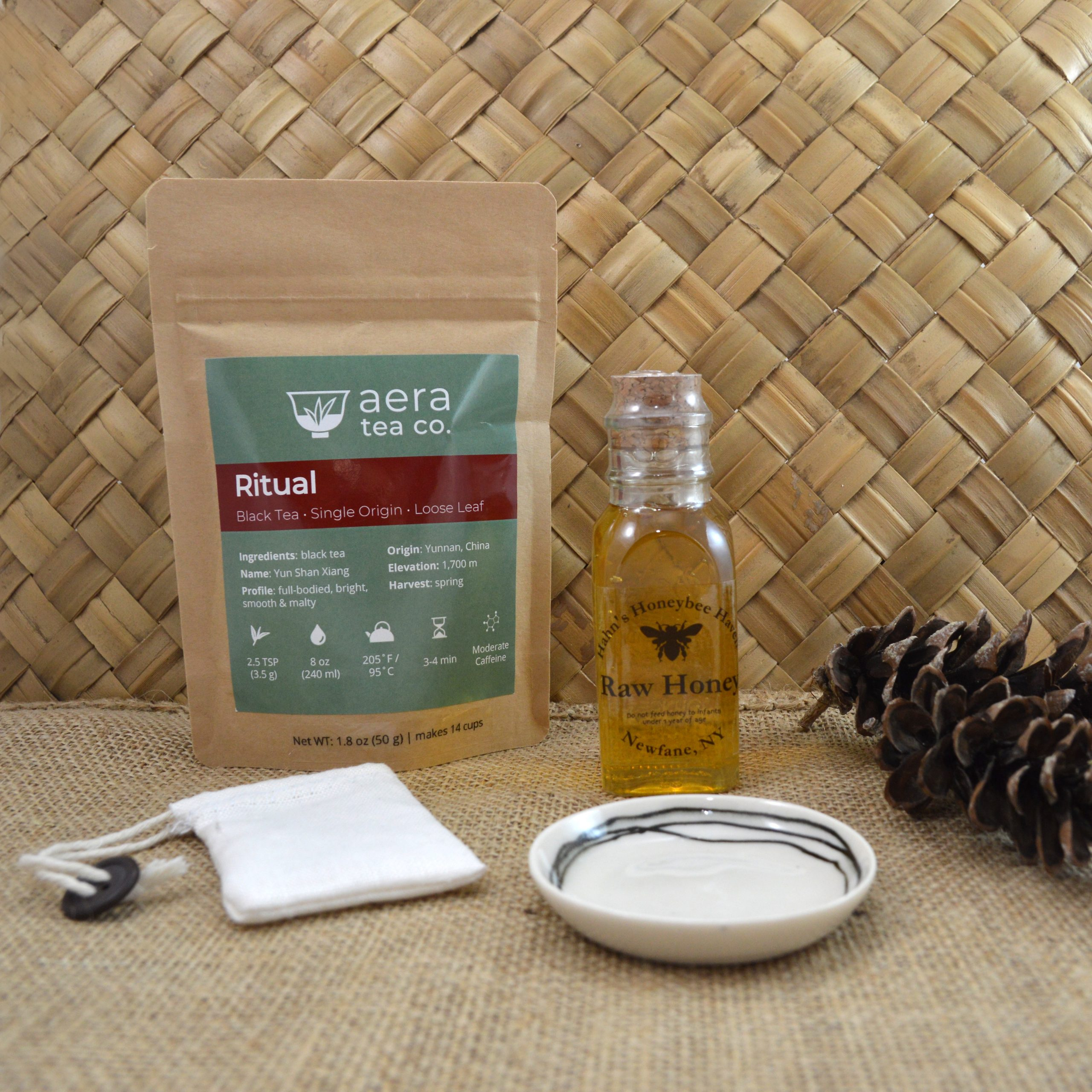 tea care package gift set made in buffalo ny